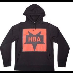 HOOD BY AIR Rage star hoodie